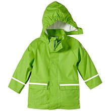 Sterntaler Kinder Unisex Regenjacke, Alter: 4-6 Jahre, Größe: 110, Grün