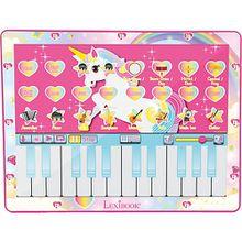 Unicorn: Music Tablet rosa/blau