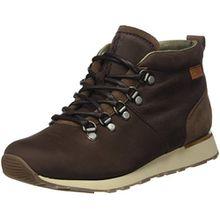 El Naturalista Damen Nd62 Pleasant-Lux Suede Brown Walky Kurzschaft Stiefel, Braun (Brown), 39 EU