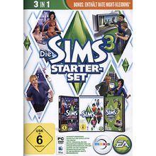 PC Die Sims 3 - Starter Set