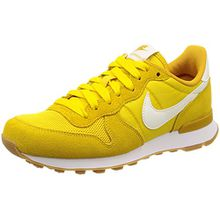 Nike Schuhe Damen Sneaker 828407 703 Internationalist Gelb Yellow Women, Schuhgröße:EUR 36.5