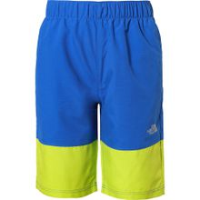 THE NORTH FACE Badeshorts 'Class V' blau / schilf