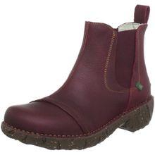 El Naturalista N158 GRAIN RIOJA/IGGDRASIL Damen Chelsea Boots rot (rioja), EU 38