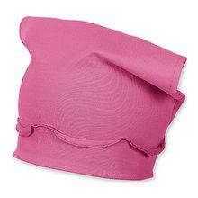 Kopftuch mit UV-Schutz 50+  hellrosa Mädchen Kleinkinder