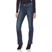Levi's Damen Bootcut Jeans 315 Shaping Boot, Blau/Indigo Garden 0031, W30/L32