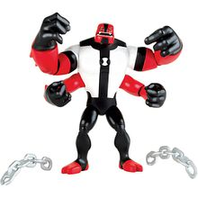 Ben10 Actionfiguren 12cm Krake (Four Arms)