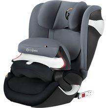 Auto-Kindersitz Juno M-Fix, Gold-Linie, Graphite Black - Dark Grey dunkelgrau