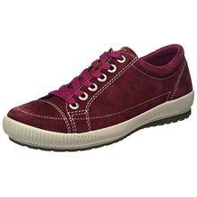 Legero Damen Tanaro Sneaker, Rot (Rubin), 37.5 EU (4.5 UK)