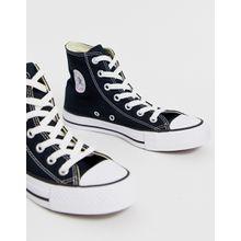 Converse - Chuck Taylor All Star Hi - Schwarze Sneaker - Schwarz