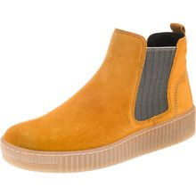 Gabor Chelsea Boots gelb Damen