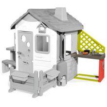 Smoby Sommerküche Neo Jura Lodge  Kinder