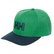 Helly Hansen - Brand Cap Gr One Size schwarz;rot;grün;grau
