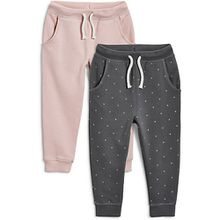 Jogginghosen Doppelpack  rosa Mädchen Baby