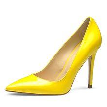 Evita Shoes Pumps gelb Damen