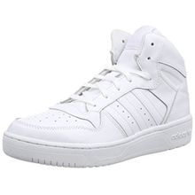 adidas Damen M Attitude Revive High-Top, Weiß (FTWR White/FTWR White/FTWR White), 39 1/3 EU