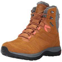 Salomon Damen Ellipse Winter GTX Trekking-& Wanderstiefel, Braun (Marrón/(Rawhide Ltr/Rawhide Ltr/Living Coral) 000), 38 2/3 EU