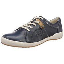 Romika Damen Cordoba 01 Sneaker, Blau (Ocean), 39 EU
