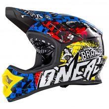 O'Neal - Backflip Youth Helmet - Radhelm Gr L - 51-52 cm;M - 48-50 cm schwarz/grau