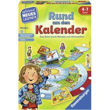 Ravensburger Spielen und Lernen Rund um den Kalender