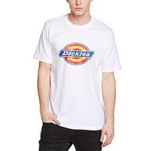 Dickies Herren T-Shirt Horseshoe Tee Men, Gr. XX-Large, Weiß (White WH)