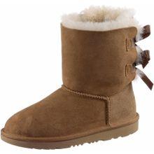 UGG Schuhe 'K Bailey Bow' braun