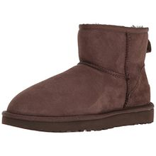 UGG Damen Mini Classic Hohe Sneakers, Braun (Chocolate) 40 EU