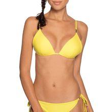 Calvin Klein Bikinioberteil in gelb für Damen