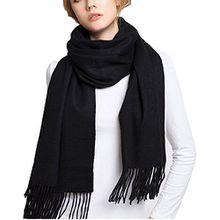 Wander Agio Damen Blusen Schal Gr. One size, schwarz