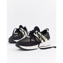 Carvela – Geschnürte Sneaker-Schwarz