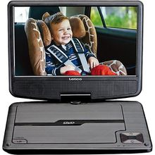 Lenco DVD-Player DVP-901 schwarz