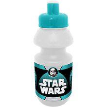 Star Wars Trinkflasche weiß