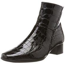Gabor Shoes Damen Comfort Basic Stiefel, Schwarz (97 Schwarz (Mel.)), 40 EU