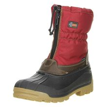 Vista Canada POLAR Damen Winterstiefel Snowboots Thermo-TEX Innenschuhe rot rot Damen