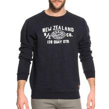 New Zealand Auckland Sweatshirt in blau für Herren