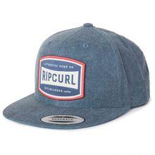 Rip Curl - Authentic Snapback Cap - Cap Gr One Size beige/weiß/grau;schwarz