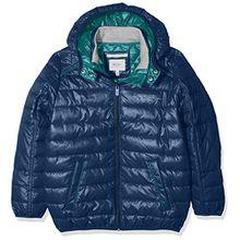 Pepe Jeans Jungen Jacke Noah JR, Blau (Ocean), Herstellergröße: 5