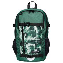 CHIEMSEE Rucksack smaragd / schwarz