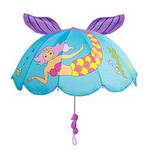 Kidorable Original Gebrandmarkt Kinder Regenschirm Meerjungfrau Für Mädchen, Kinder