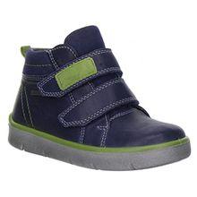 Superfit Bart Kinder Klett-Stiefel Größe 31 Blau (Blau)