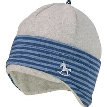 Baby Mütze  blau Jungen Baby