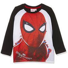 Spiderman Jungen T-Shirt 160978, Weiß (Weiß), 5 Jahre