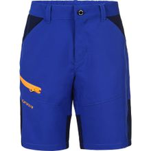 ICEPEAK Shorts 'Travon' blau / nachtblau / orange
