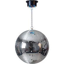 Disco-Kugel hängend