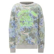 Petrol Industries Sweater grau / mischfarben