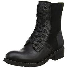 G-STAR RAW Damen Labour Boot Biker, Schwarz (Black), 39 EU