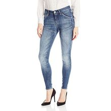 G-STAR Damen Skinny Jeanshose 5620 Ultra High Super Wmn, Blau (medium aged 071), Gr. W25/L32 (Herstellergröße:W25/L32)