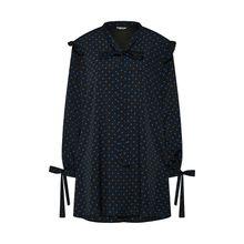 Fashion Union Kleid BOPP Sommerkleider schwarz Damen