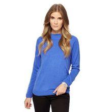 Maine Damen Pullover blau blau Gr. 42, blau