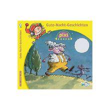 Pixi hören: Gute-Nacht-Geschichten, 1 Audio-CD Hörbuch