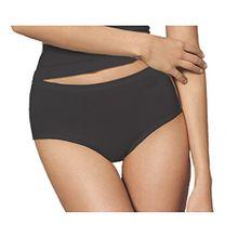 Speidel Damen Bambus Midislip 5er Pack Größe 48, Farbe schwarz